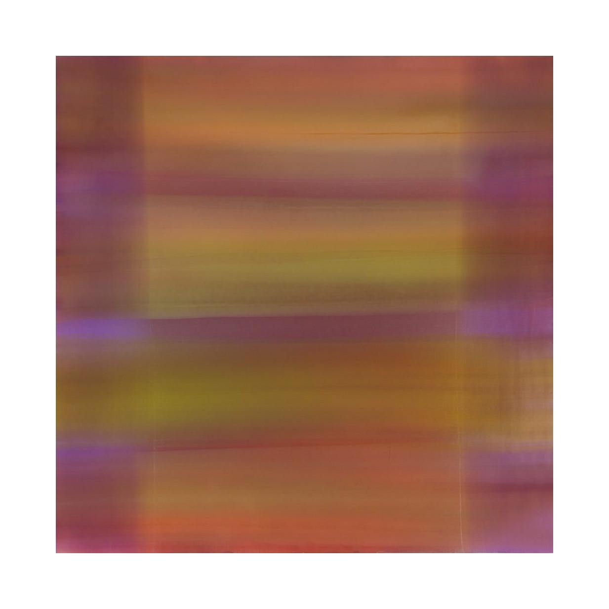 Chimera #27  Acrylic on panel  47x47x2.5 inches  2008