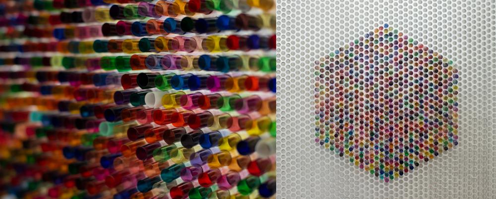 Color Cubed detail