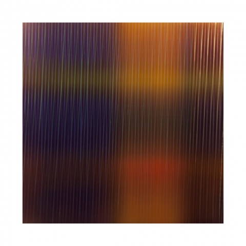 Interference #2 , Acrylic on panel,  36x36x2 inches,  2011