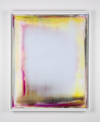 Polar Vortex 1 Acrylic on canvas 24x30x2 inches 2021